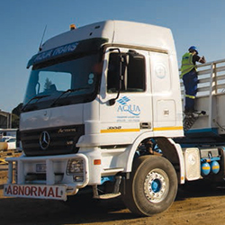 Aqua Transport and Plant Hire Mogale City Municipality